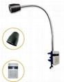 clip-on type medical LED examination