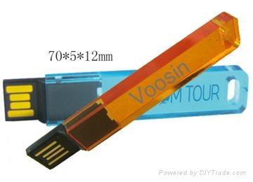 廣告禮品USB手指 4