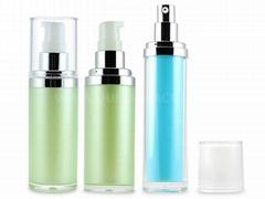 Cynlinder airless bottle