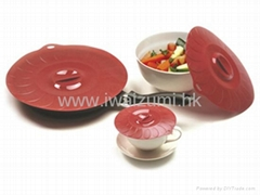 Silicone Suction Lid for Fry Pans