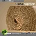 Ceramic Fiber Cloth Coated Vermiculite