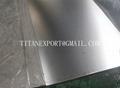 medical Nitinol shape memory alloy plate