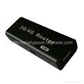 Mini 3g wifi router multi-user share the 3g mobile network 4