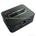 5200mah power bank 3g wifi router with