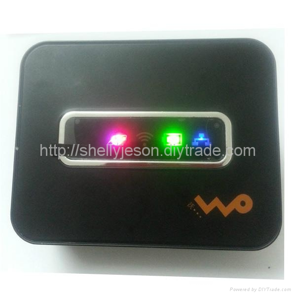 5200mah power bank 3g wifi router with sim card slot  2