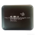 5200mah power bank 3g wifi router with sim card slot  3