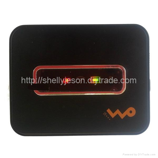 5200mah power bank 3g wifi router with sim card slot  4