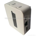 5200mah power bank 3g wifi router with sim card slot  5