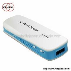 New Design Unlock Power Bank 3g Router