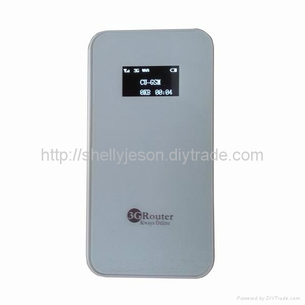 3G wireless router with display screen 1