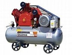 复盛W系列无油活塞空压机