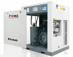 復盛FU系列微油螺杆空壓機