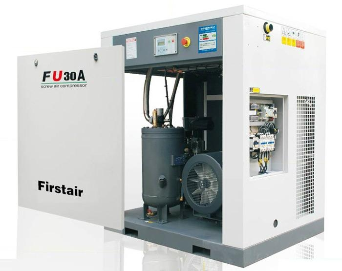 复盛FU系列微油螺杆空压机 1