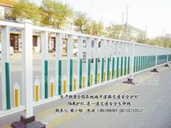 城市道路广告护栏