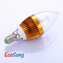 chandelier led  bulbs Led Candle bulb led lamps Energy-saving lamps led lighting (Hot Product - 1*)