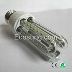 5W U shape corn smd 3014 led 25W CFL replacement (Hot Product - 2*)