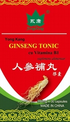 Ginseng Tonic Capsule