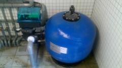 全自動過魚池過濾桶