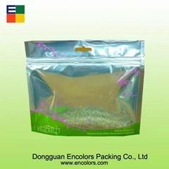 2014 Zipper bag for packing underwear