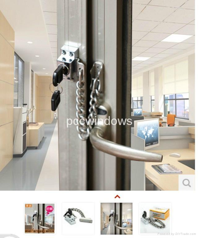 DIY Child safety chain lock for China /Window chain lock ...