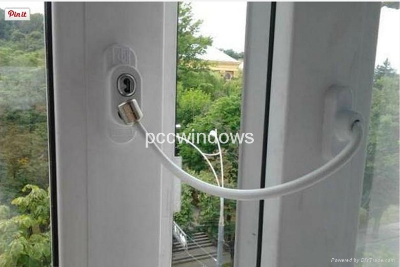 DIY Child safety chain lock for China /Window chain lock for baby protection 2