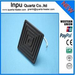 ceramic heater emitter