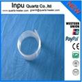 (quartz tube coil )