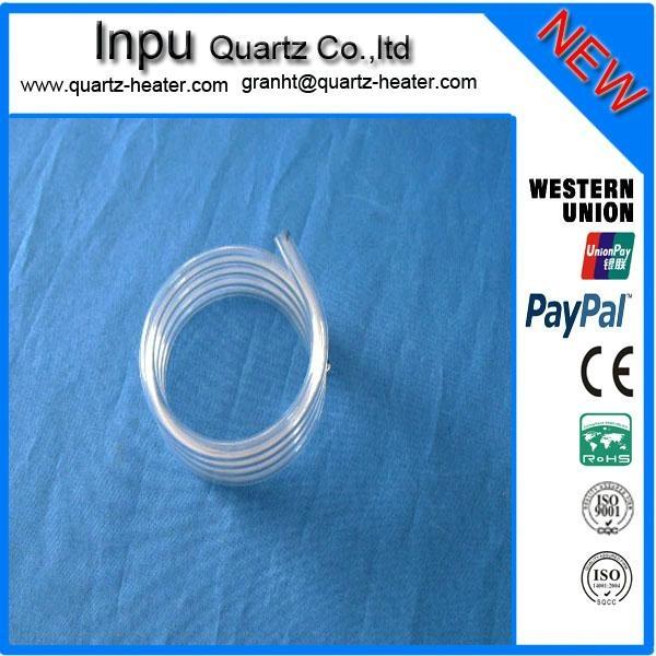 (quartz tube coil ) 1