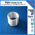 (quartz tube coil ) 3