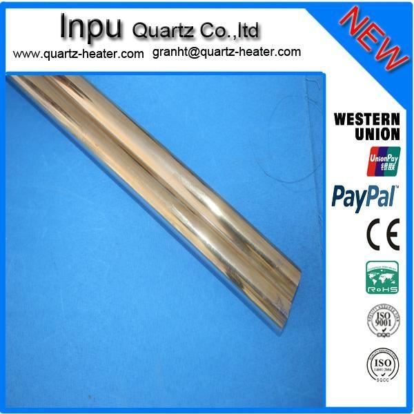 twin quartz tube ,double quartz glass tube  1