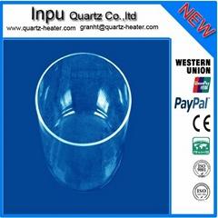 quartz boat for lab wafer