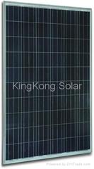 250W Poly-Crystalline Solar Panel