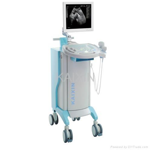 Trolley type ultrasound scanner 1
