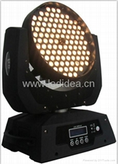 HIGH COLOR RENDERING INDEX Front light led moving wash zoom