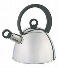 1.8L Stainless Steel Whistling Kettle (KT01)