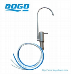 304 Stainless steel pressureless three pipe faucets