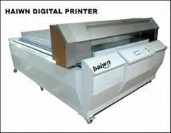 PLASTIC PRINTING DRAING MACHINE HAIWN-DB2000 WITH DX5 PRINT HEAD