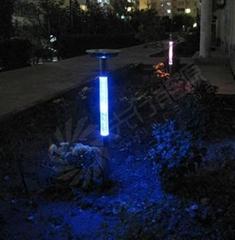 太陽能草坪燈、