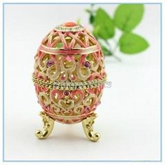 100% easter handmade gift for trinket box