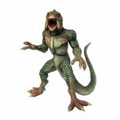 plastic monster pvc action figure