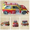 famous brand simulation model car