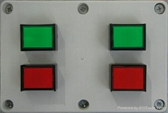 DX-3YC车载遥控铁路道口信号机