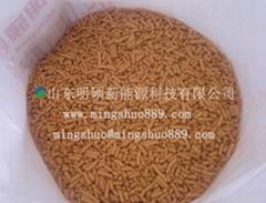 biogas iron oxide desulf