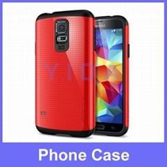 SGP Slim Armor TPU + PC Back Case Cover for Samsung Galaxy i9600 S5