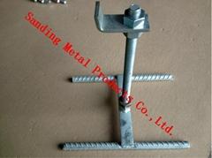 工字形鋼觔固定架