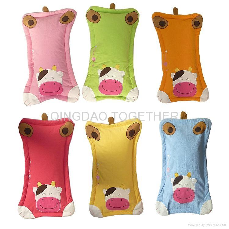 cartoon cotton pillow & pillow cover with buckwheat shell 5