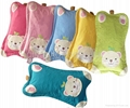 cartoon cotton pillow & pillow cover with buckwheat shell   3