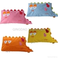 cartoon cotton pillow & pillow cover with buckwheat shell   4