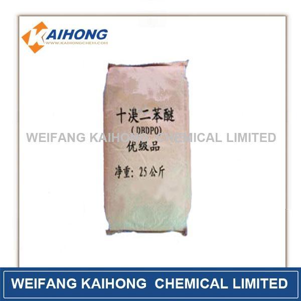 Decabromodiphenyl Oxide(DBDPO) 1