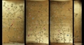 金箔手绘壁纸 1